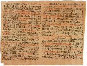 Papiro di Ebers