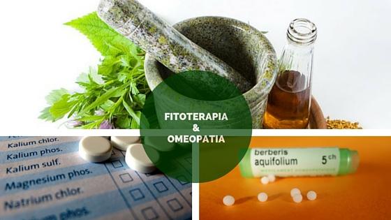 Fitoterapia = Omeopatia? No, no.